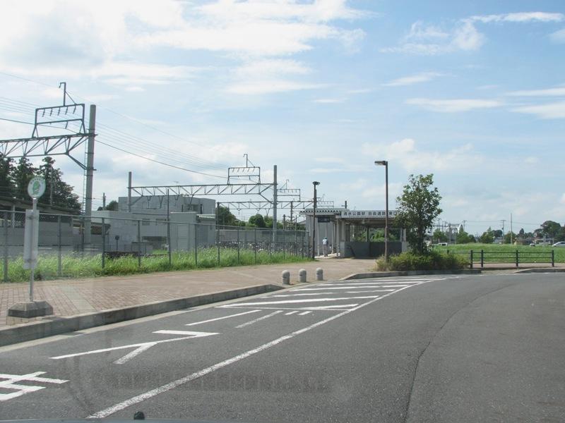 清水公園駅 地下自由通路