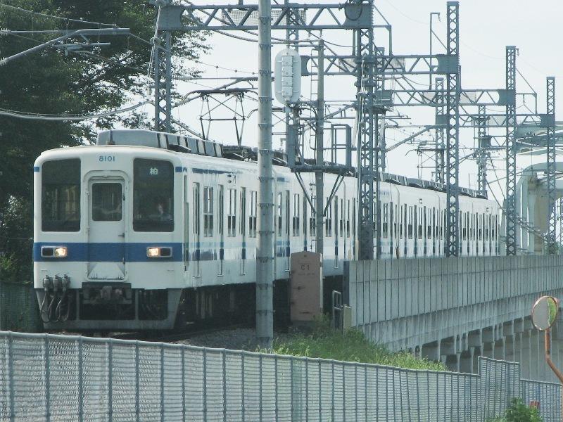 8101F クハ8101