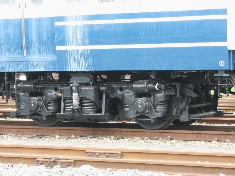DT21台車