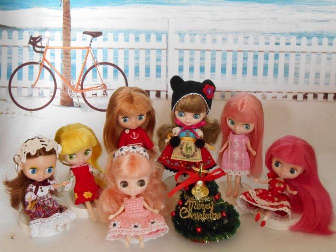 2 プチちゃんのクリスマス♪