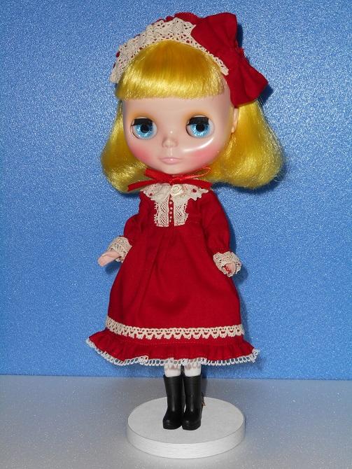 21 ユキちゃんと赤いドレス