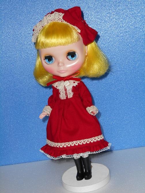 22 ユキちゃんと赤いドレス