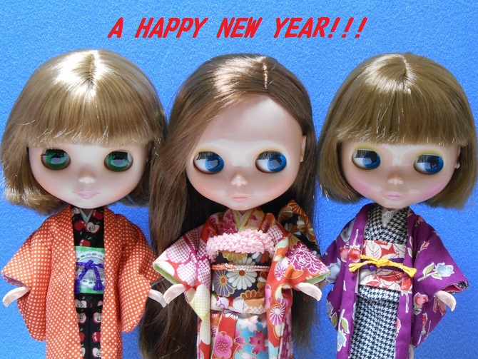 19 A HAPPY NEW YEAR!!!