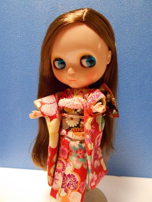 15 Kelly in Kimono