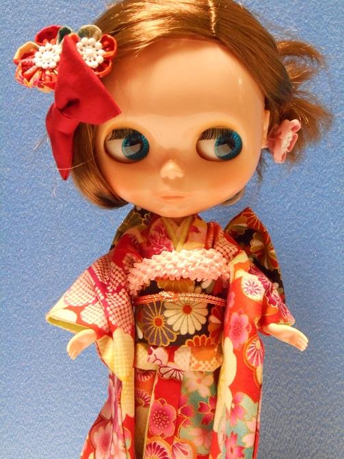 9 Kelly in Kimono