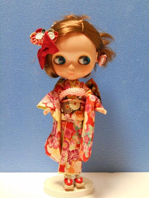 10 Kelly in Kimono