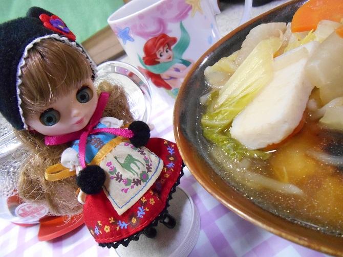 1 スリちゃんとお雑煮