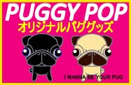 PUGGY POPバナー