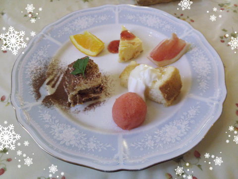 デザート☆