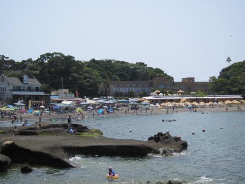 荒井浜海水浴場l18