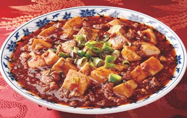 麻婆豆腐_重慶飯店
