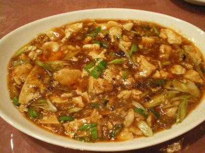 麻婆豆腐_獅門酒楼