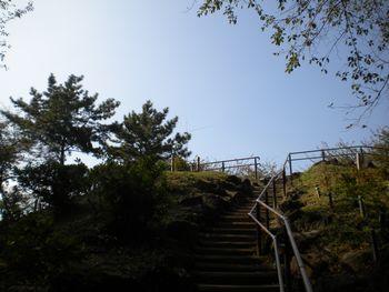 14_7東京CW・箱根山山頂のアンテナ