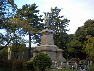 20141102_井伊直弼銅像