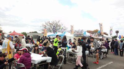 14戸田マラソン5_出店