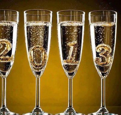 2013 シャンパン