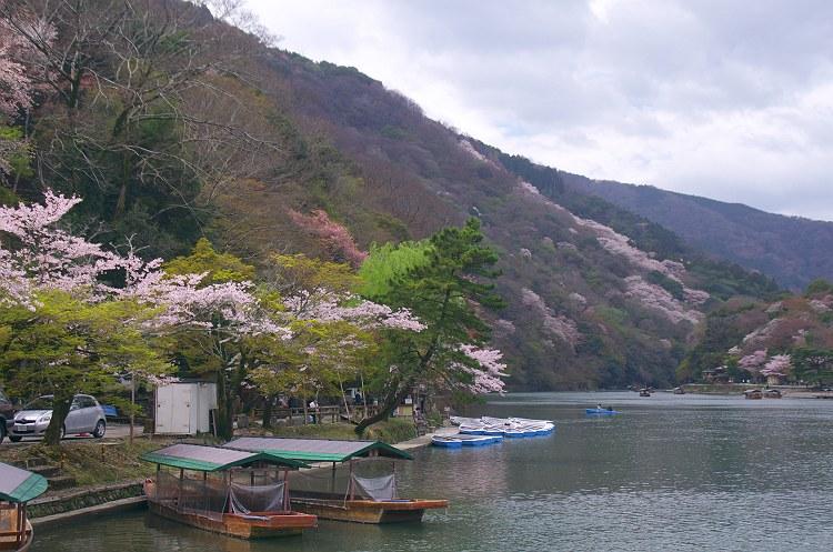 京都嵐山 一