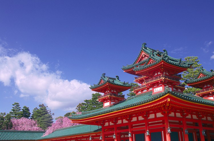 平安神宮 一