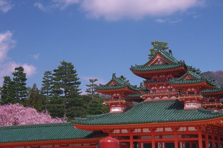 平安神宮 四
