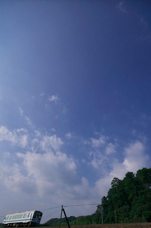 秋空をゆく 2