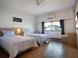パタヤチューンホテル(Tune Hotel Pattaya)