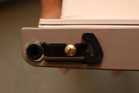 日立冷蔵庫ドアクローザー部品 右ドア