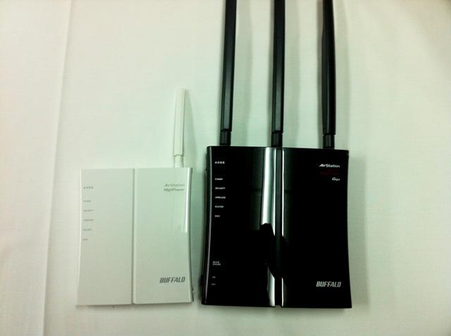 ハイパワー無線LAN親機wzr-hp-g450ha