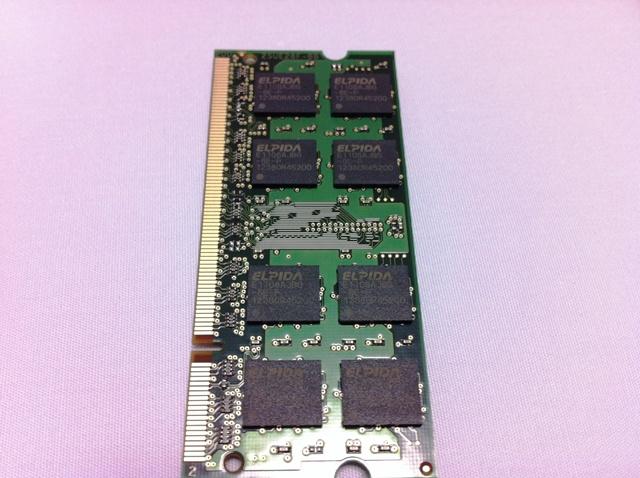 BUFFALO ノートPC用増設メモリ  D2/N800-2GX2/E