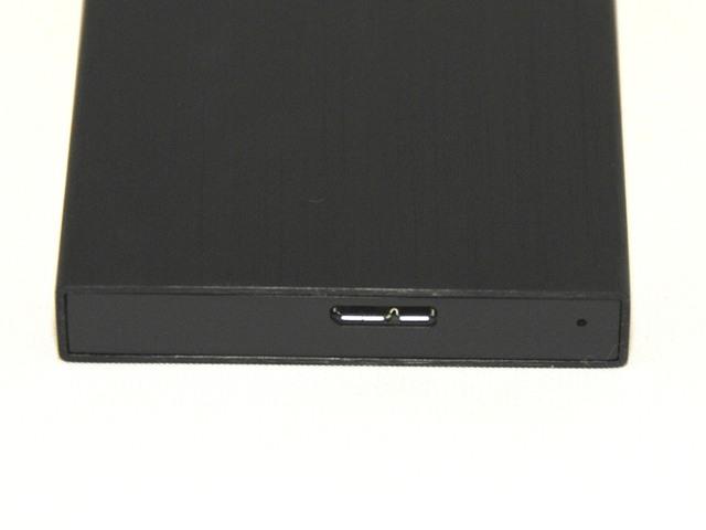 ラシー USB3.0/2.0対応 ポータブルHDD LCH-RK500U3S