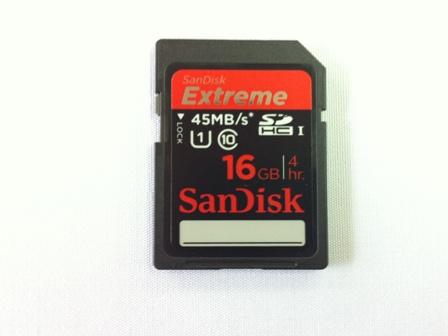 SDSDX16GB サンディスク