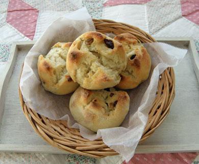 自家製酵母パン2