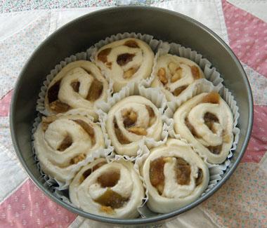 自家製酵母パン3