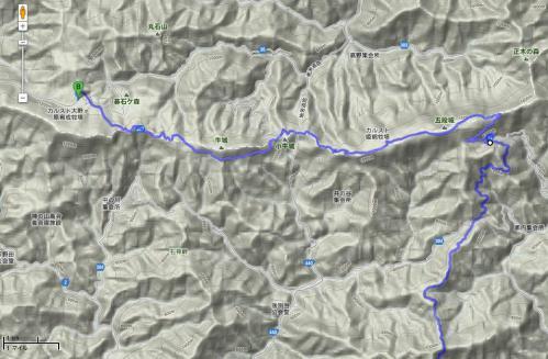08カルスト地形図
