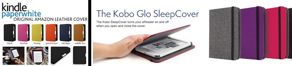 Kobo Glo Kindle paperwhite pw カバー
