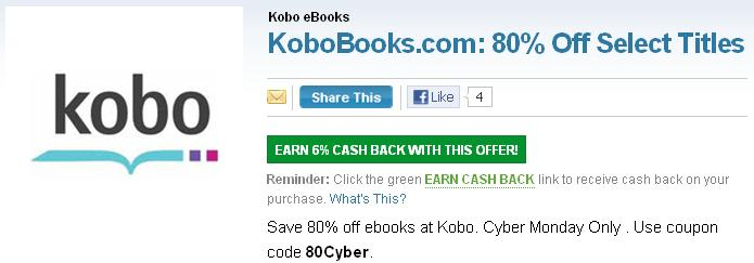 These Kobo promo codes are revised everyday by our expert team of coupon-hunters and deal-spotters. You can rely on us to get the best Kobo coupons as we take our coupons hunt very seriously. Every Kobo coupon is pulled out by exploring all the marketing or social media platforms thoroughly that has any possibility of the Kobo coupons.
