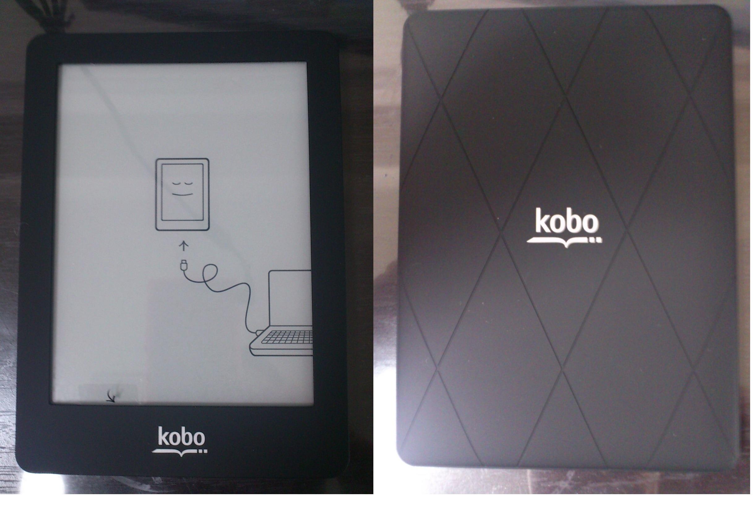 kobo glo グロー レビュー 使い心地