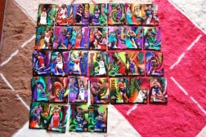 【15年以上前】NBAトレカ(カード)32枚セット