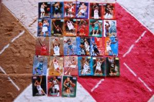 【15年以上前】NBAトレカ(カード)27枚セット