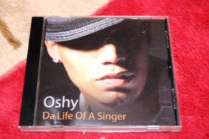 ★音楽CD★【オーシィー:Oshy】Da Life of a Singer