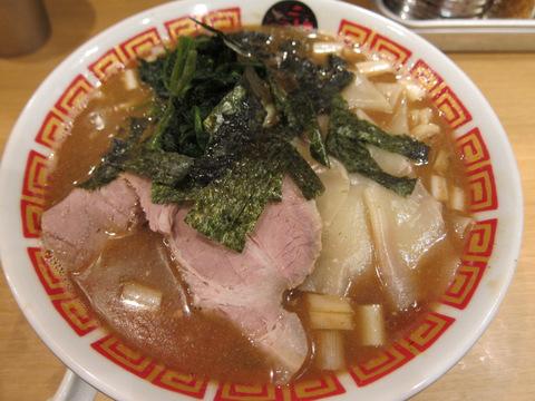 凪Noodle BAR(煮干しラーメン)