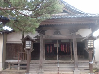 2012年12月16日 観音堂・御堂