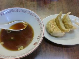 2012年12月24日 仁康・餃子