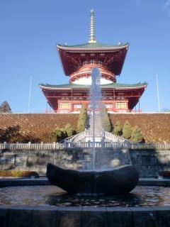 2012年12月24日 成田山・6