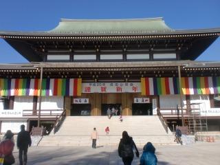 2012年12月24日 成田山・4