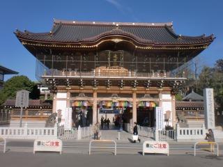 2012年12月24日 成田山・1