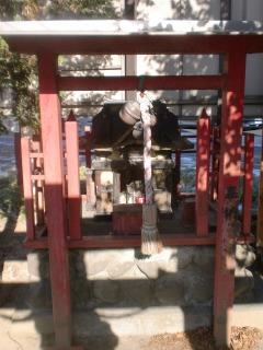 2012年12月27日 雷神社・2