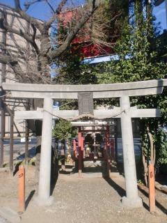 2012年12月27日 雷神社・1
