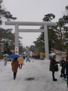 2013年01月01日 荘内神社1