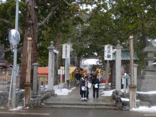 2013年01月01日 善寶寺・1