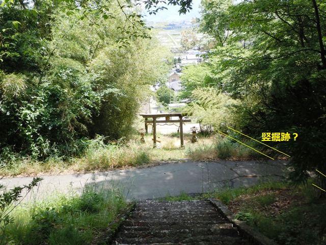 湯の入神社砦 (9)
